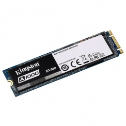 Kingston SSD M.2 NVMe 480GB 2280 A1000