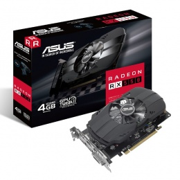 Asus AMD Radeon PH-RX550-4G 4GB DDR5