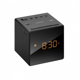 Sony radio alarm ICFC1 crni