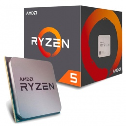 AMD Ryzen5 2600 3,9 GHz, AM4