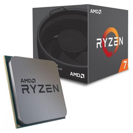 AMD Ryzen7 2700 3,2 GHz, AM4