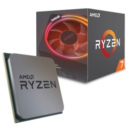 AMD Ryzen7 2700X 4,3 GHz, AM4