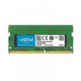 Crucial 4GB 2400 MHz DDR4 SODIMM, CT4G4SFS824A