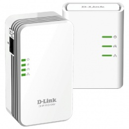 D-link PowerLine AV 500 Wireless N Mini Starter Kit (DHP-W311AV)