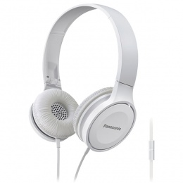 Panasonic slušalice s mikrofonom RP-HF100ME-W