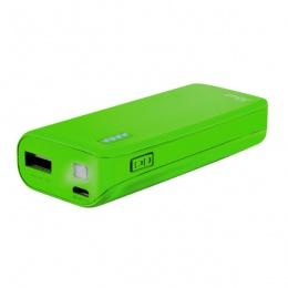 Trust power bank 4400mAh PRIMO Neon zeleni