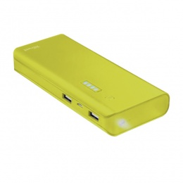 Trust power bank 10000mAh PRIMO žuti