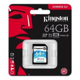Kingston MC SDXC 64GB UHS-I U3, SDG/64GB