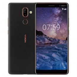Mobitel Nokia 7 Plus DualSIM crni
