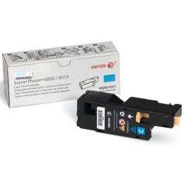 Toner XEROX PH6000/6010 Cyan (106R01631)