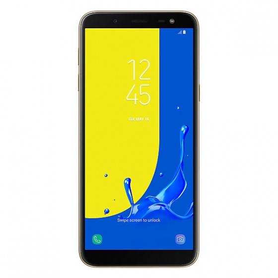 Mobitel Samsung Galaxy J600 J6 gold