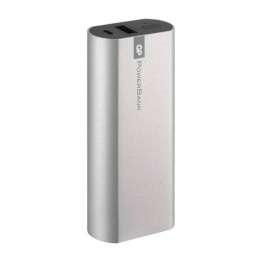 GP power bank FN05M 5200mAh srebreni