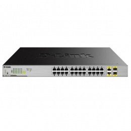 D-Link gigabitni switch neupravljivi, DGS-1026MP