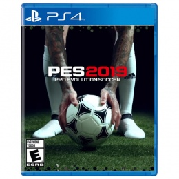 Pro Evolution Soccer 2019 za PS4
