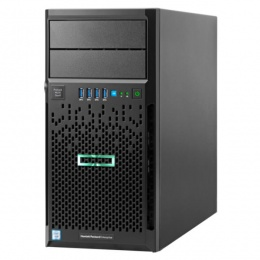 HPE server ProLiant ML30 Gen9 E3-1220v6 1P 8GB-U B140i 4LFF NHP 350W PS Entry Server/TV