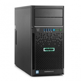 HPE Server ProLiant ML30 Gen9 E3-1240v6 1P 16GB-U 8SFF 460W RPS Solution Server/TV ( SAS HDD)