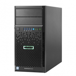HPE Server ProLiant ML30 Gen9 E3-1240v6 1P 16GB-U 8SFF 460W RPS Solution Server/TV ( SSD HDD)