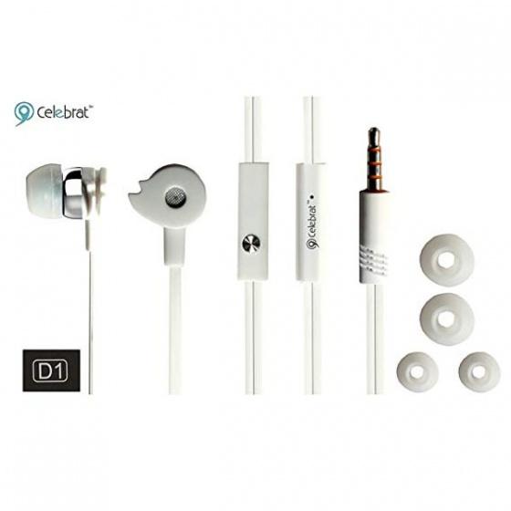 City Mobil slušalice MP3 D1 bijela