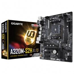 Gigabyte MB GA-A320M-S2H, AM4, AMD A320