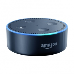Amazon Echo Dot 2gen crni