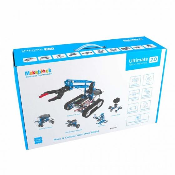 Makeblock Steam Kits Ultimate 2.0- 10-in-1 Robot kit