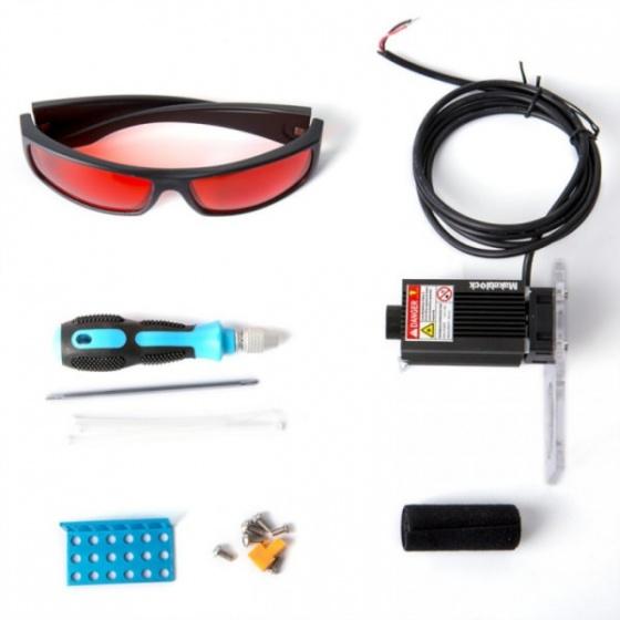 Makeblock Maker Kits 445nm 1600mW Plavi Laser Module Engraver Pack
