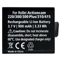 Rollei baterija AC za action kamere 300P/310/350/415/416