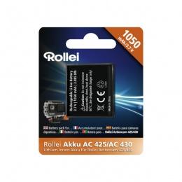 Rollei baterija AC za action kamere 425/426/430