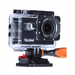 Rollei action kamera 525 crna i siva