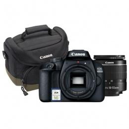 Fotoaparat CANON EOS4000D + 18-55+SB130+16GB (3011C019AA)