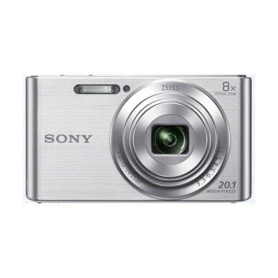Sony CyberShot W830 silver