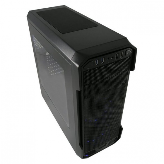 Imtec Game AMD Ryzen5 2600 3,6 GHz + AMD Radeon RX570 4GB DDR5