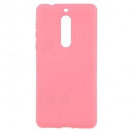 City Mobil futrola silikon za Nokia 5 pink