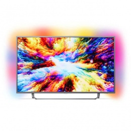Televizor Philips LED UltraHD Android TV 65PUS7303
