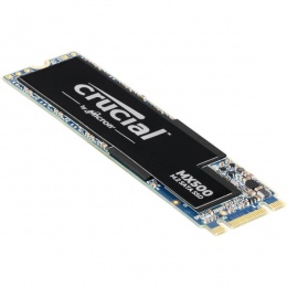 Crucial M.2 2280 SSD MX500 250GB, CT250MX500SSD4