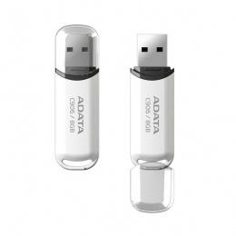 Adata USB Stick C906 8Gb Bijeli (AC906-8G-RWH)