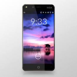 Mobitel NOA H5 Zlatno/sivi