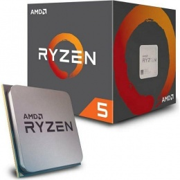 AMD Ryzen5 2600X 4,2 GHz, AM4