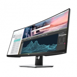 Dell Professional Curved P3418HW, 34 (21:9), IPS LED backlit Monitor
