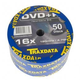 Traxdata DVD-R 16X Spindle 50 Kom