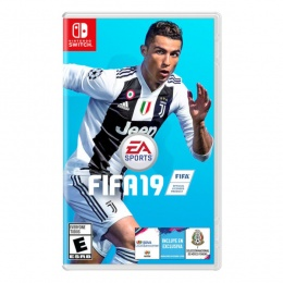 FIFA 19 Switch Preorder