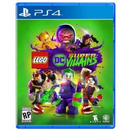 Lego DC Super Villains za PS4 Preorder
