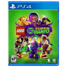 Lego DC Super Villains za PS4
