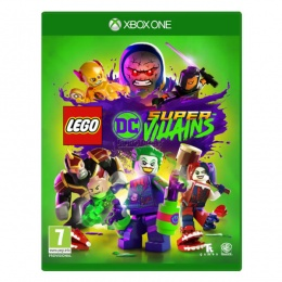 Lego DC Super Villains za Xbox One Preorder