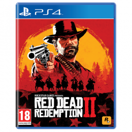 Red Dead Redemption 2 za PS4 Preorder
