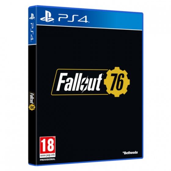 Fallout 76 za PS4 Preorder