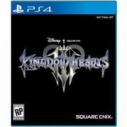 Kingdom Hearts III Standard Edition za PS4 Preorder
