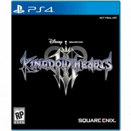 Kingdom Hearts III Standard Edition za PS4