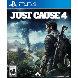 Just Cause 4 Standard Edition za PS4 Preorder