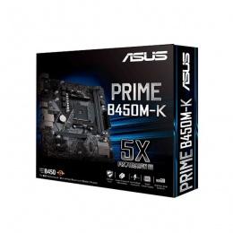 Asus MB PRIME B450M-K, AM4, AMD B450